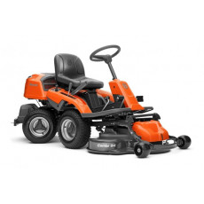 Husqvarna R216AWD rider with combi 103cm deck